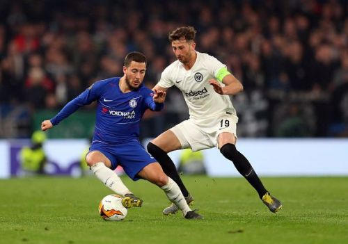Chelsea's talisman winger Eden Hazard might not be leaving Chelsea after all.