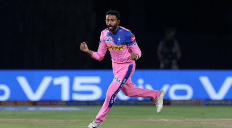 shreyas gopal has taken 18 wickets from 13 games at an average of 18 in 2019 IPL