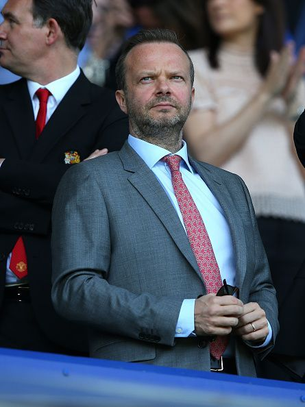 Woodward was villain #1 when he failed to back Jose Mourinho in the transfer market
