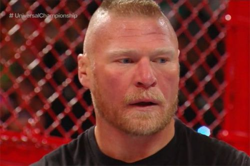 Lesnar is the only two-time WWE Universal Champion but is also a Royal Rumble winner and grandfather