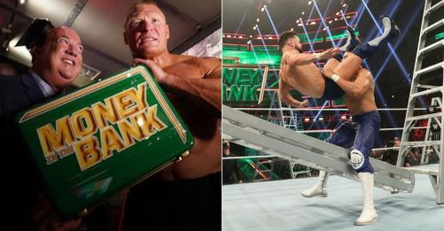 Hate it or love it, Brock Lesnar is Mr. Money In The Bank