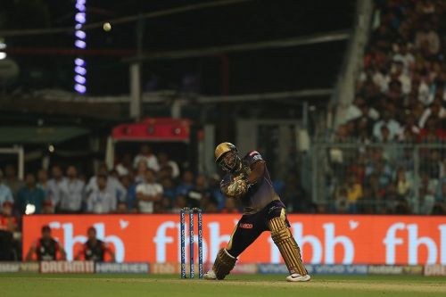 Andre Russell had a stellar season but the team struggled to identify his position in the batting lineup. (Photo courtesy - IPLT20/BCCI)