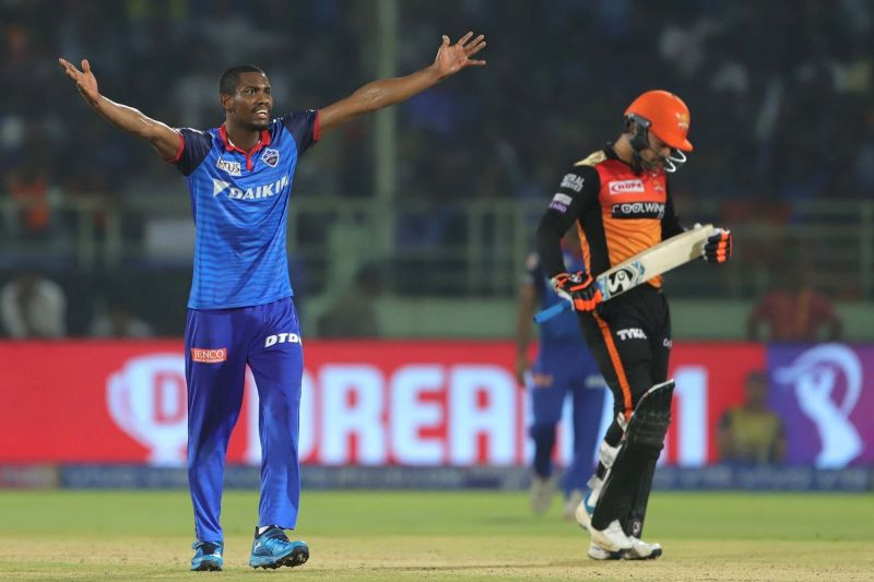Keemo Paul (Image courtesy: IPLT20/BCCI)