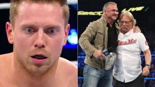 George Mizanin has been heavily involved in his son's storyline