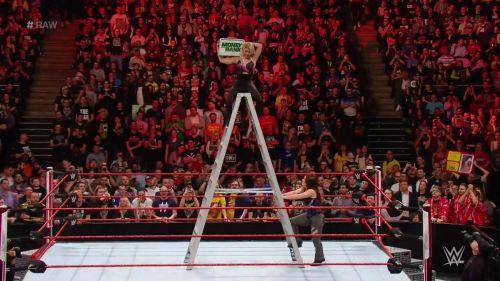 It wasn't a great week for the women in WWE