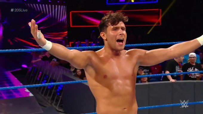 The self-dubbed Supernova 11 just put the whole 205 Live roster on notice