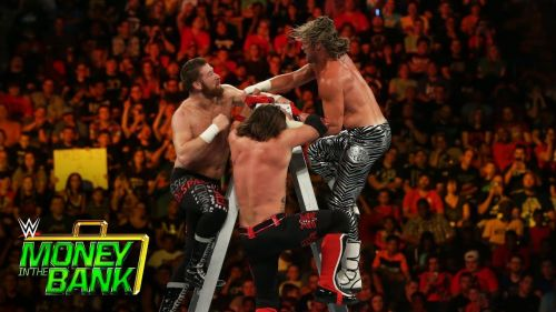 WWE Superstars vie for the chance at a guaranteed contract for a WWE championship match.
