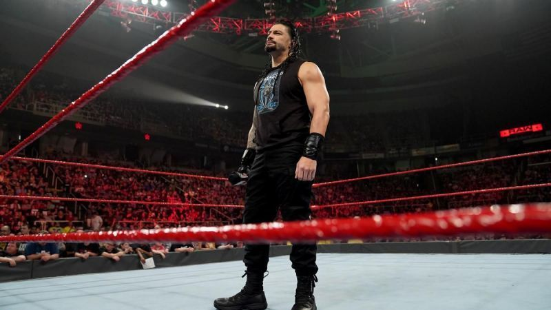 Roman Reigns is a way better superstar without title belts on his waist