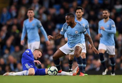 Manchester City's perseverance broke down Leicester's resolve