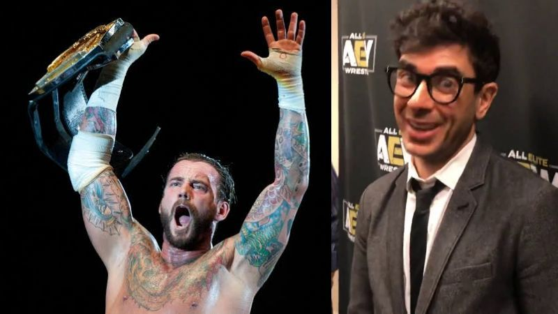 Will CM Punk debut in All Elite Wrestling?
