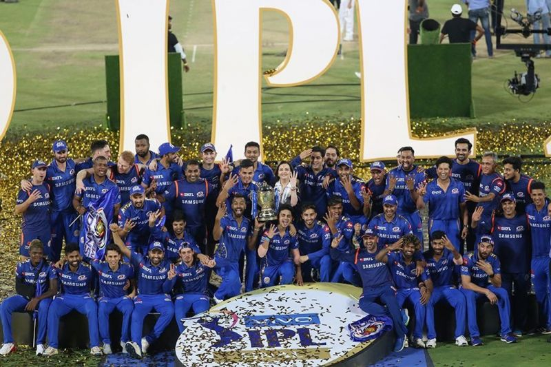 Mumbai lifted the crown for the fourth time (Picture Courtesy: BCCI/iplt20.com)