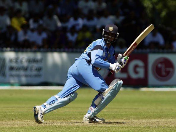 India vs Namibia 2003