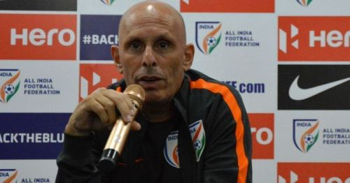 Stephen Constantine was criticized vehemently for playing a defensive game