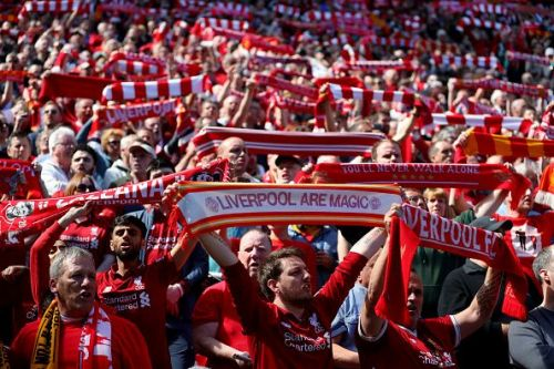 Liverpool faced Wolverhampton Wanderers in their final Premier Leaguegame this season