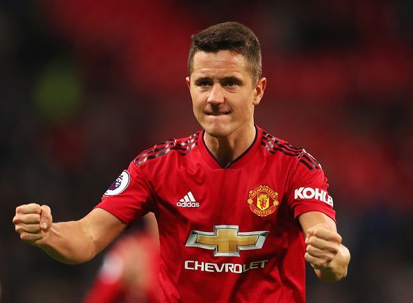 Ander Herrera will bid goodbye to the club after his exit was confirmed yesterday