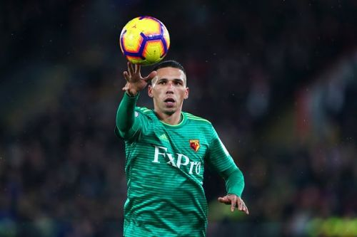 Holebas has a tackle success rate of 59 per cent