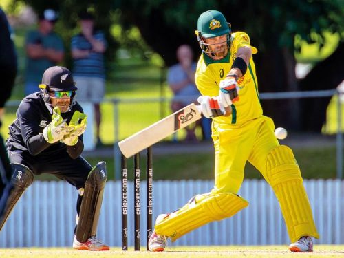 Maxwell will be looking to put some fireworks with the bat in the World Cup