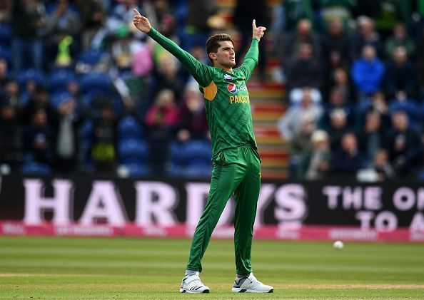 Shaheen Afridi is the youngest Pakistani player in their 2019 World Cup squad, being just one day younger than fellow teammate Mohammad Hasnain