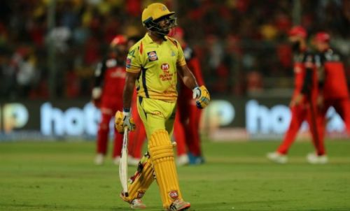 Rayudu has not made any significant contribution in this season