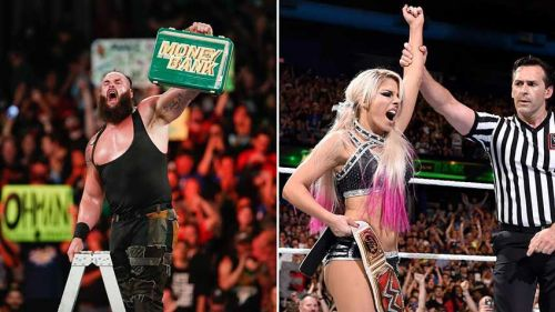 Last year's Money in the Bank pay-per-view was somewhat interesting