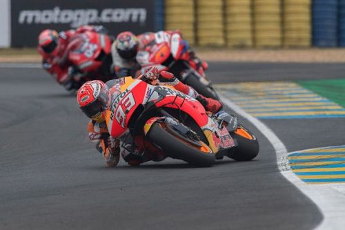 Can anyone stop Marquez?