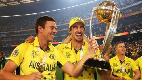 Australia are the defending Champions