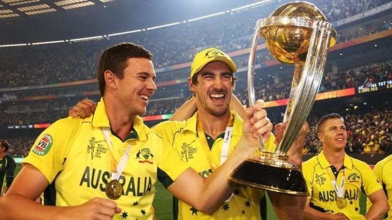 Australia are the defending Champions