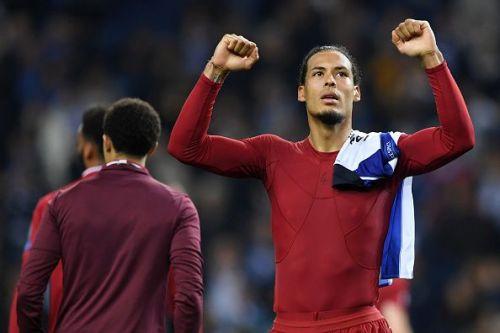 Virgil Van Dijk is the latest PFA Winner