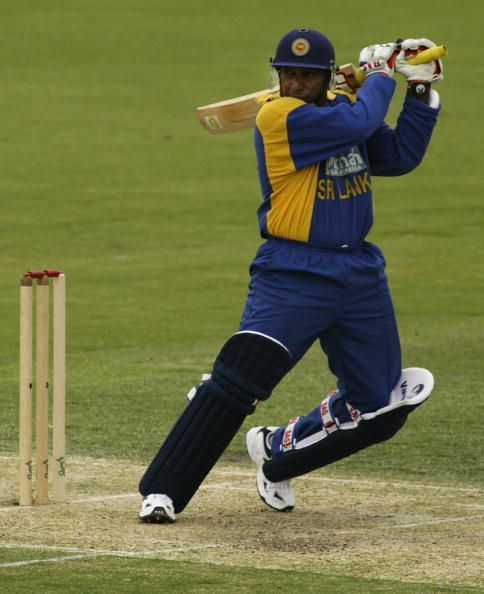 Aravinda De Silva knocked India out of World Cup 1996