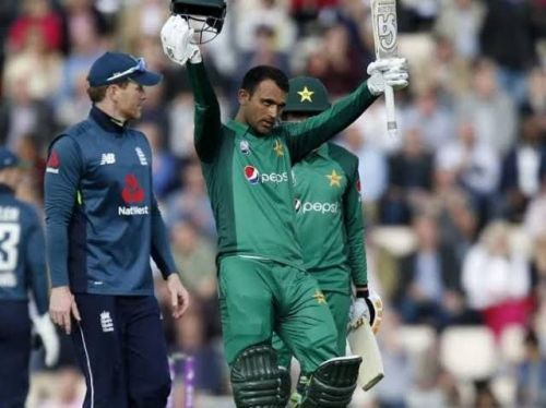 Fakhar Zaman played a magnificent innings the second ODI.
