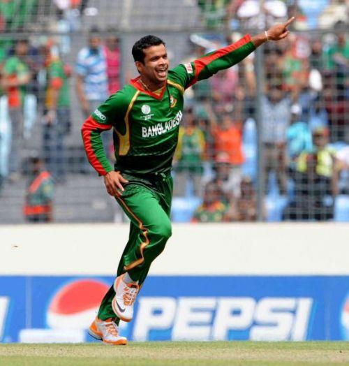 Bangladesh v South Africa: Group B - 2011 ICC World Cup