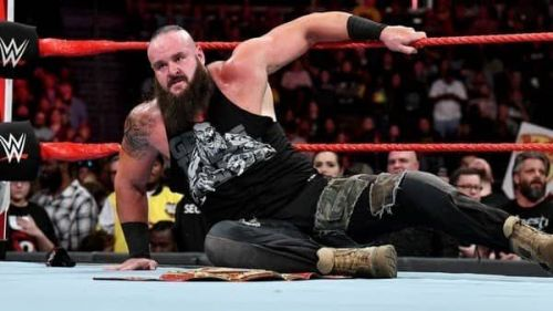 Looks like Braun Strowman will not be getting another chance to win the Universal Title anytime soon