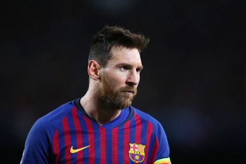 Lionel Messi wants Barcelona to reinforce their lines