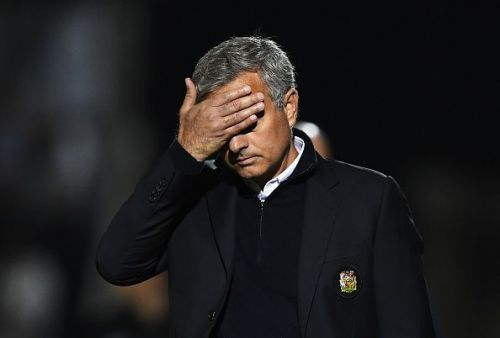Even the great Jose Mourinho couldn't bring back the glory days for United