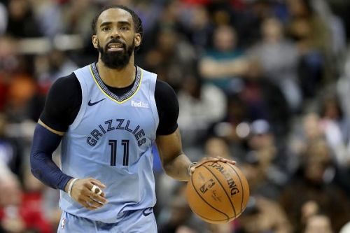 The Pacers are believed to be interested in Mike Conley