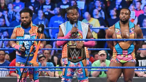 Kofi Kingston as the WWE Champion isn't helping in getting the ratings higher.