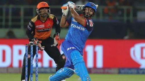 Rishabh Pant - Image Courtesy (BCCI/IPLT20.com)