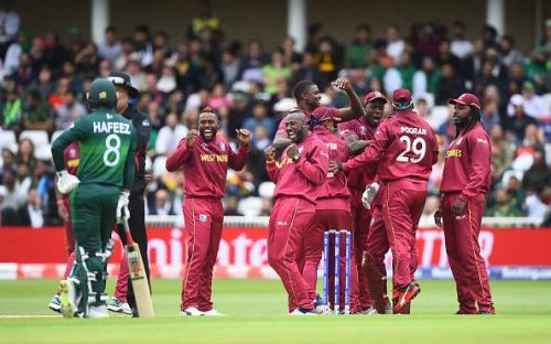 West Indies v Pakistan - ICC Cricket World Cup 2019