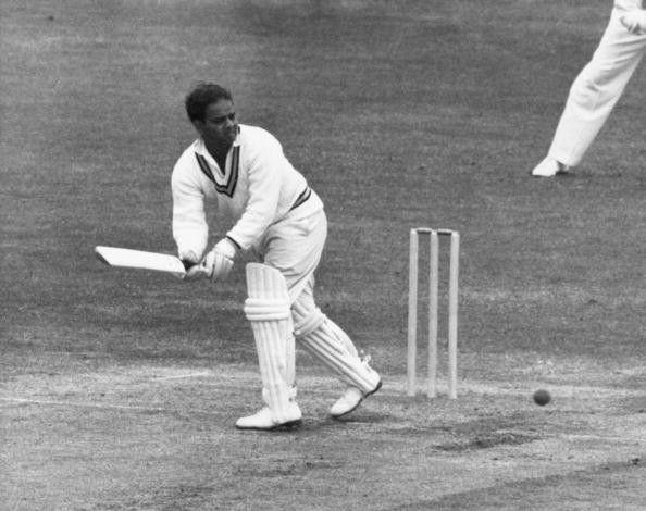 Vijay Manjrekar, father of Sanjay, played 55 Tests for India - scoring 3000+ runs