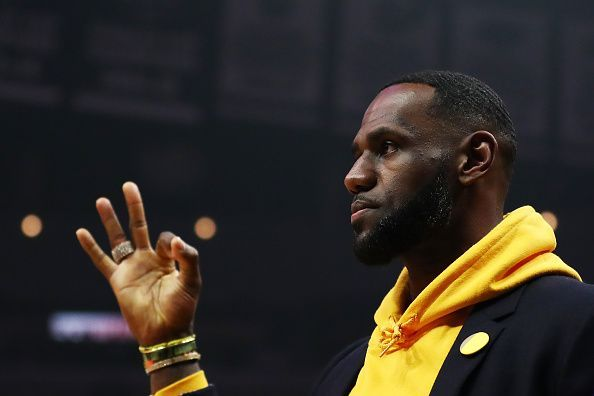 LeBron James is concerned that the Lakers will struggle to attract free agents