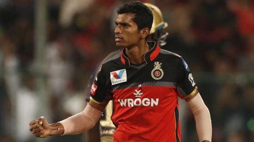 Navdeep Saini has impressed everyone with his sharp pace