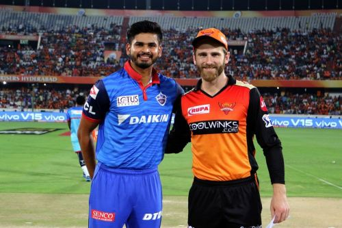 Will Delhi's dream run continue or will SRH steal their glory? (Image Courtesy: IPLT20)