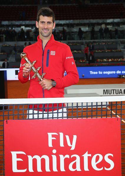2016 Mutua Madrid Open - Day Nine