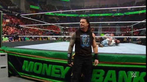 Roman Reigns has an opponent for WWE Super ShowDown
