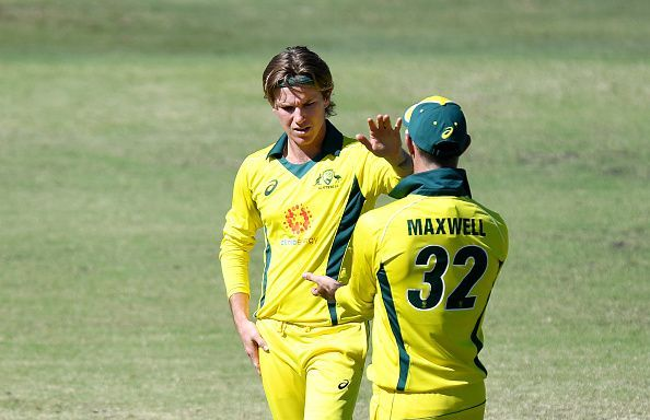 Australia v New Zealand - Cricket World Cup Practice Match