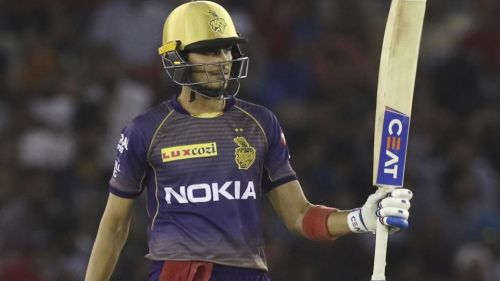 Shubman Gill scored three fifties as an opener (picture courtesy - BCCI/iplt20.com)
