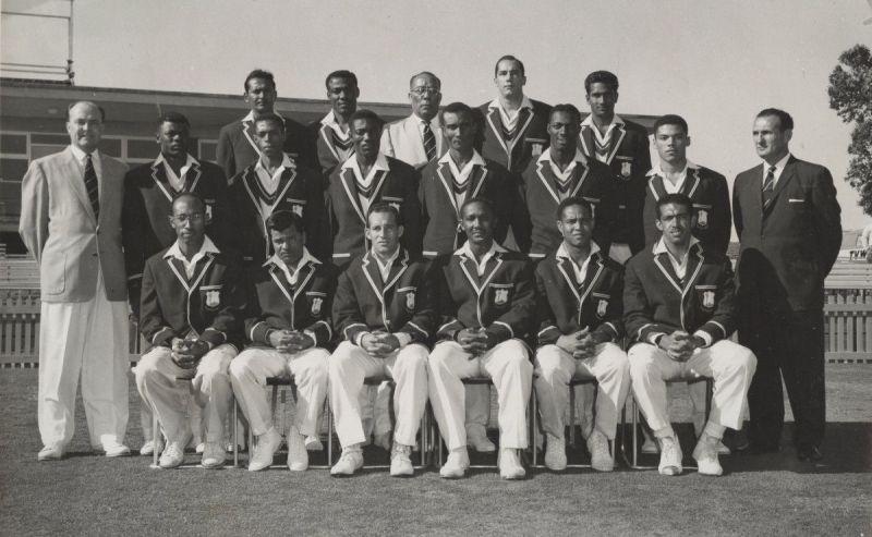 West Indies team in Australia - 1960-61
