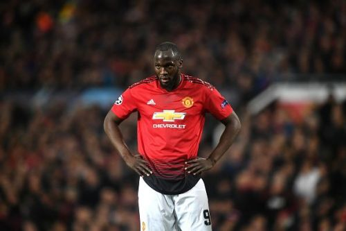 Lukaku's time at Manchester United could be coming to an end