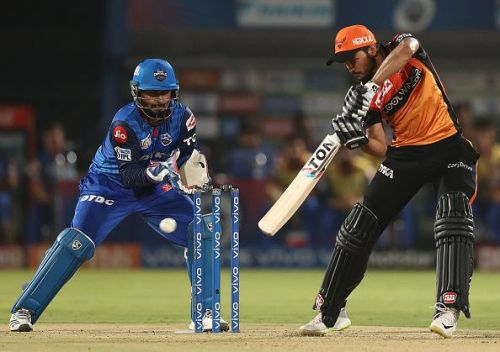 Manish Pandey was in sublime form and scored 290 runs in the last 6 matches.