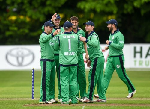 Ireland won the first odi aganist Afghanistan